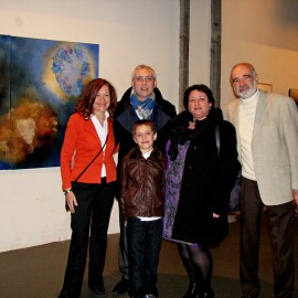 Exposition Braine-le-Comte - Vernissage