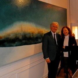 Nocturnes du Sablon avec Mr le Ministre Didier Gosuin
