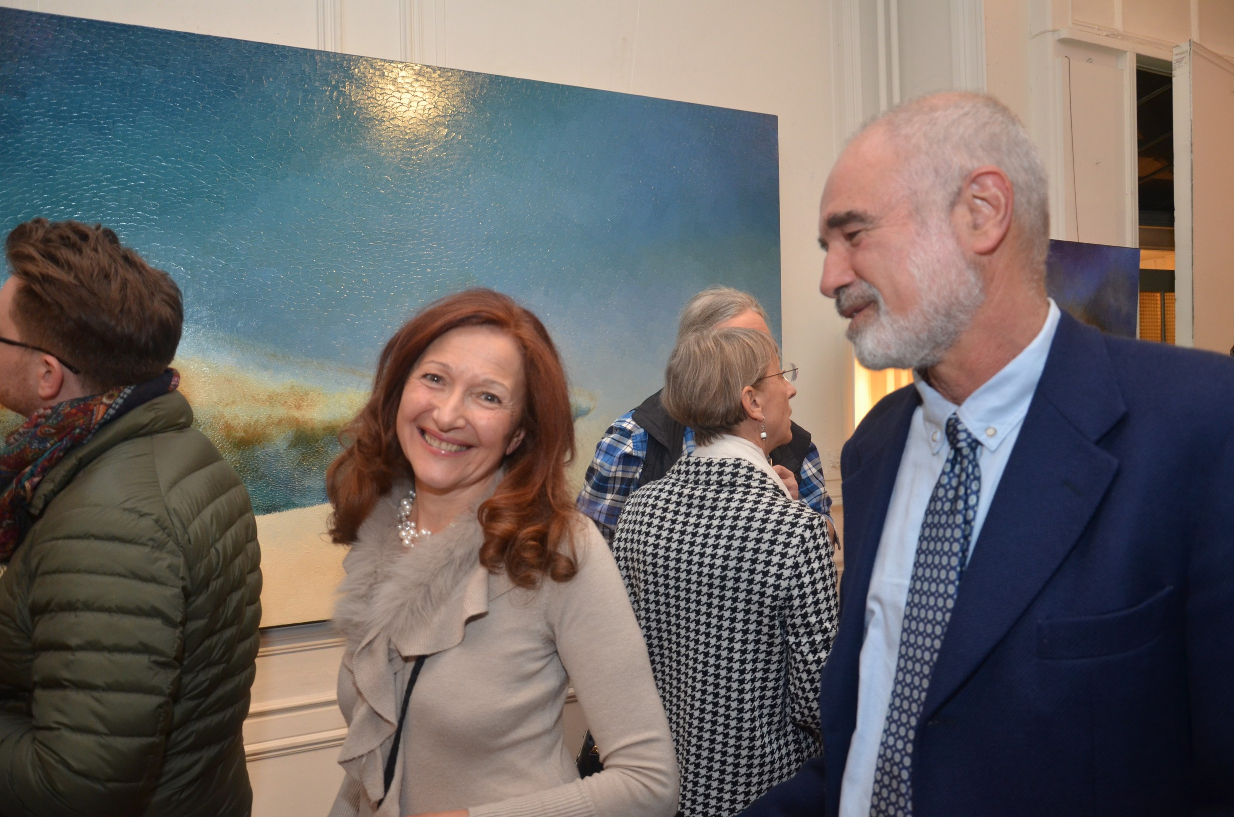 Exhibition - Galerie Alfican November 2014