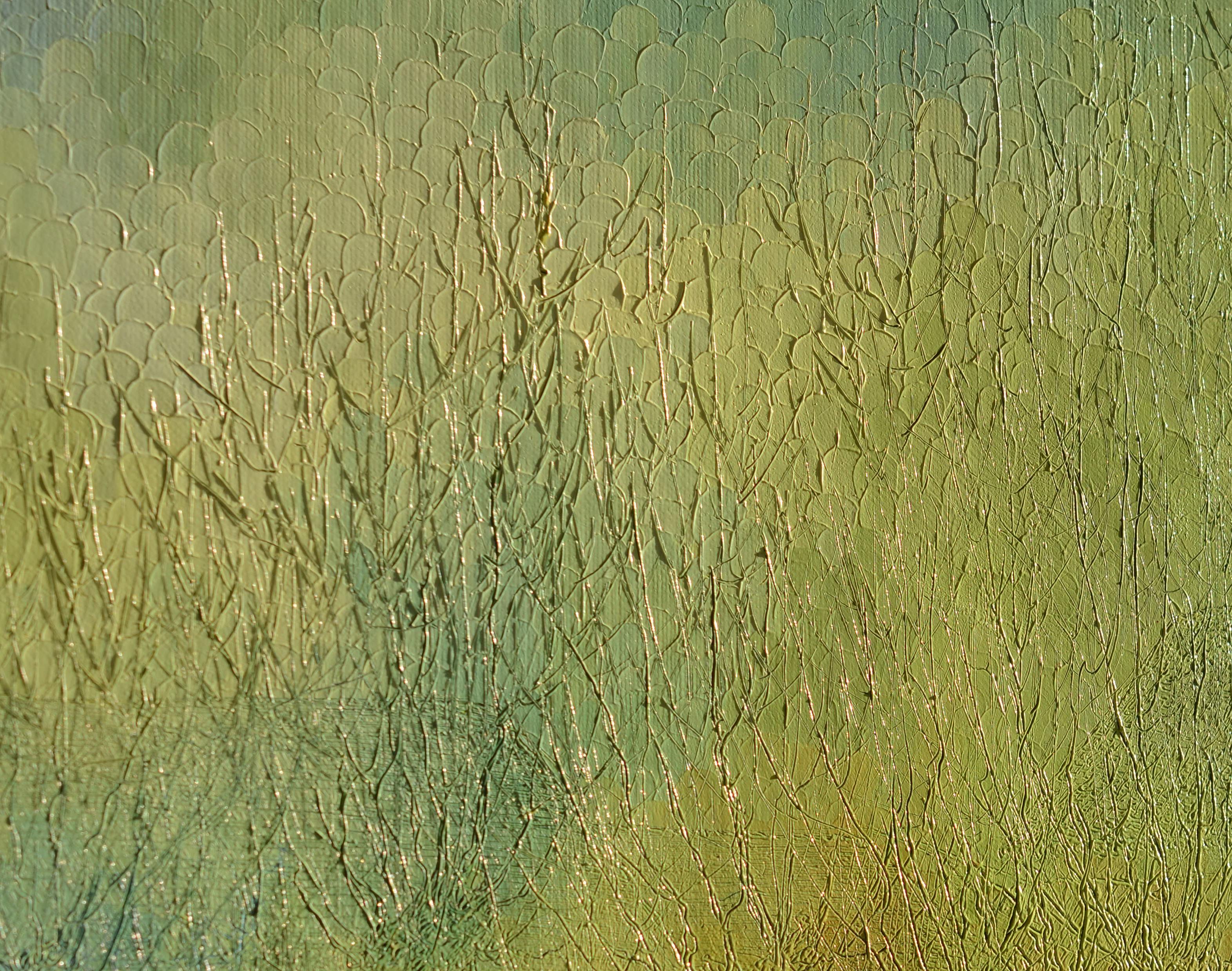 Nuages bruns - détail