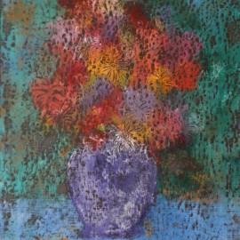 Bouquet de Fleurs: 1/6 50x60